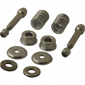 Citroen BX 1.4 1.6 Exhaust Front Down Pipe Bolts Springs Fitting Kit